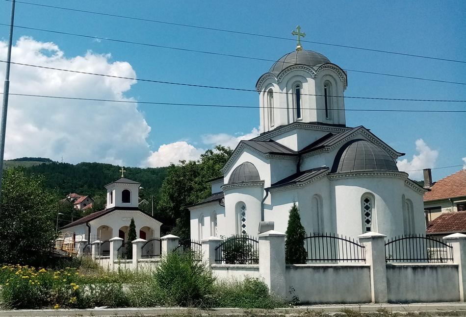 Crkva Presvete Bogorodice u Vlasovu